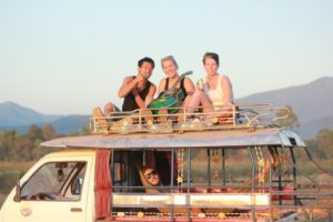 LAOS:  LaLaLand Bar & Tours