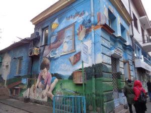 BULGARIA: Sofia Graffiti Tour