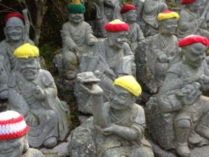 JAPAN: Hippie Buddha Monks – Miyajima