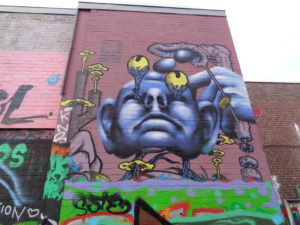 GERMANY: Streetart Hannover – Watertower & Glocksee