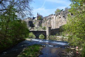 LUXEMBOURG: Kasematten and The Grund