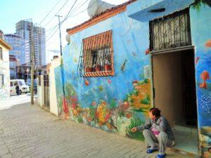 ALBANIA: Streetart Durrës