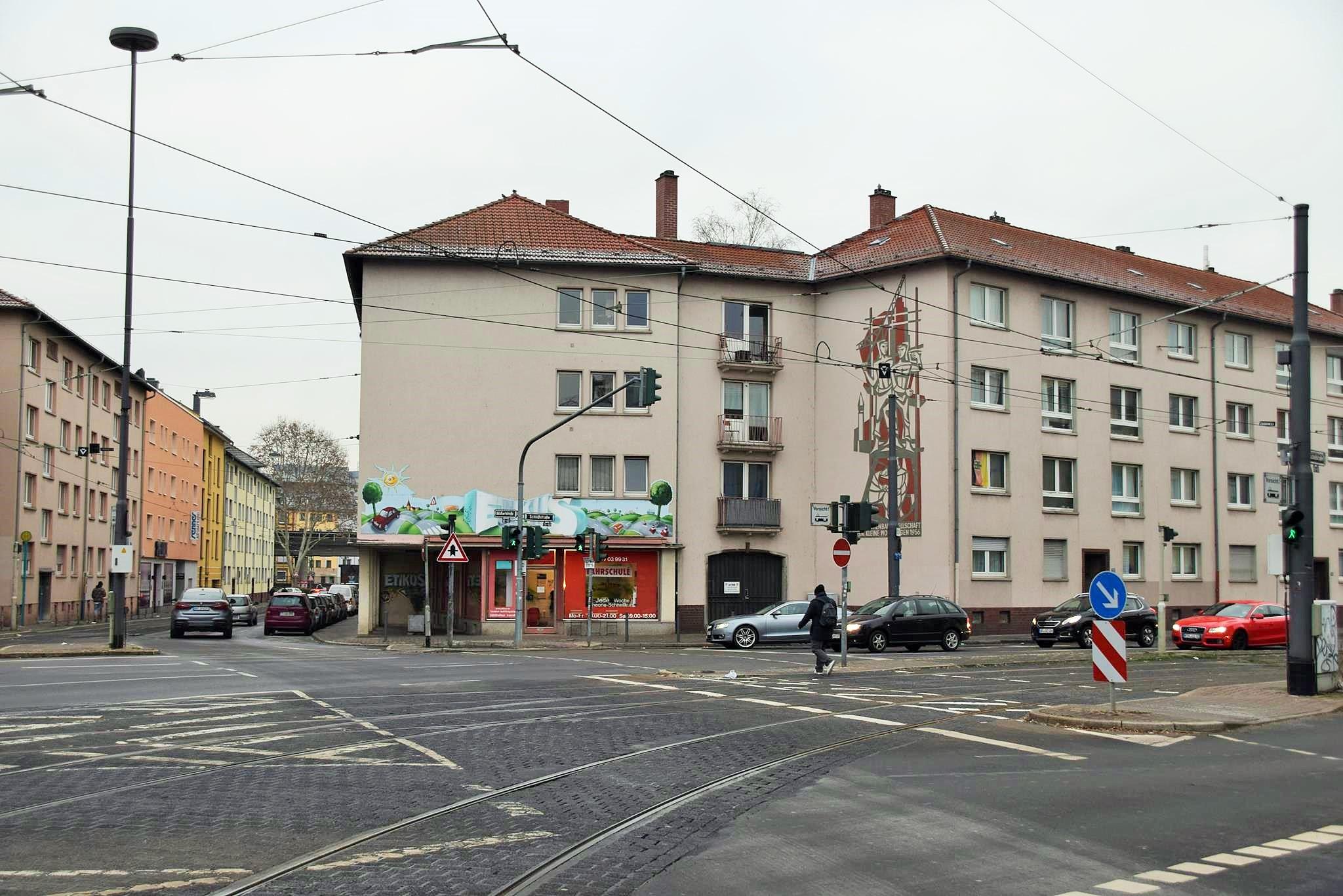 Schloßstraße 78 Hamburg