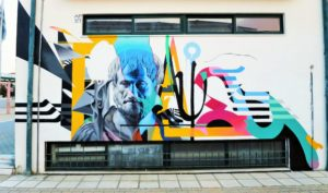 GREECE: Sprayer APSET – Visual Artist and Mighty Murals