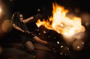 GERMANY: Firedancer Cassiopeia