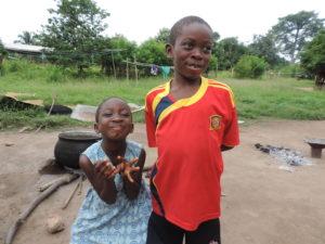 GHANA:  Volta Home – Ve Deme Orphanage