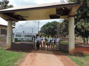 GHANA: Midwifery and Health Assistant Training School Tepa