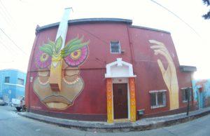 CHILE: Valparaíso – Hostal Voyage
