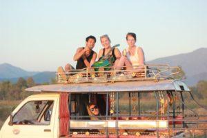 LAOS:  LaLaLand Bar & Tours