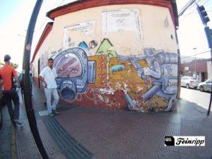 CHILE: Streetart La Serena