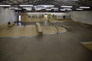 LUXEMBOURG: Skatepark Hollerich