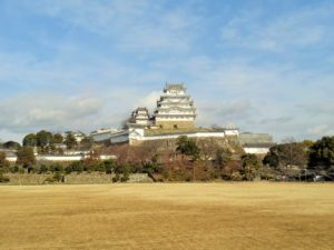 JAPAN: Himeji Castle and Shironoshita