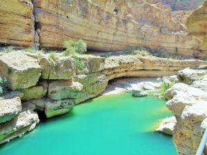 OMAN: Adventurous Wadi Shab
