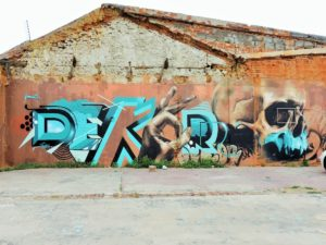 SOUTH AFRICA: Streetart Woodstock – Cape Town