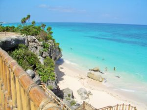MÉXICO: Tulum – Maya Trail Site – Yucatan