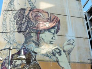 GREECE: Streetart Thessaloniki – All over Urban Art in ancient architecture