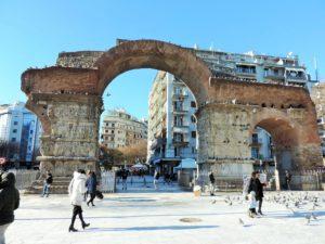 GREECE: Thessaloniki – Vibrant city built on cities