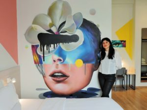 GREECE: The COLORS Hotel Thessaloniki – Modern style in historic walls