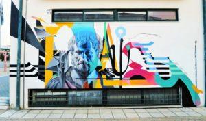 GREECE: Sprayer APSET – Visual Artist and Mighty Murals