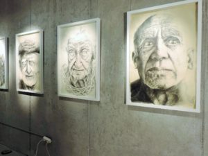 TURKEY: Painter Ali Zülfikar – Terrified faces