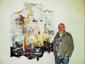 GERMANY: Painter and Collagist – DeePee