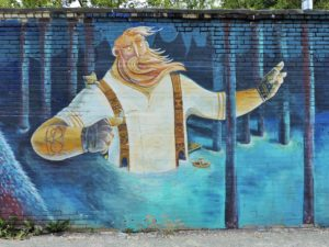 ESTONIA: KaKu Gallery & Mextonia Murals