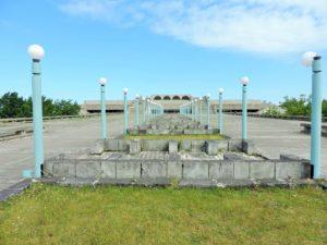 ESTONIA: Tallinna Linnahall – Lost place graffiti