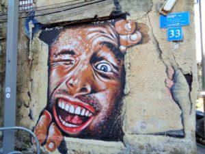 ISRAEL: Streetart Tel Aviv
