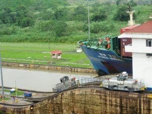 PANAMA: The Panama Canal
