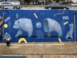 POLAND / PORTUGAL: Mural Artist Duo MOTS – Diogo & Jagoda