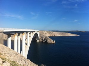 CROATIA: The Pag Bridge – Paški most