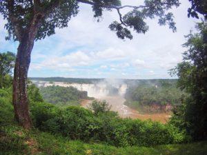 PARAGUAY: Iguazú Falls