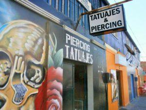CHILE: Bore Namazu Tattoos – Arica