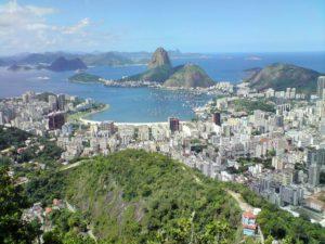 BRAZIL: Rio de Janeiro – Copacabana, Ipanema and Corcovado