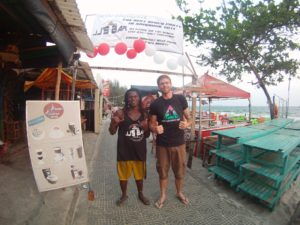 CAMBODIA: JJ's Playground – Beach Rave in Sihanoukville