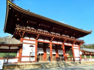 JAPAN: Nara – UNESCO Historic Monuments of the Ancient