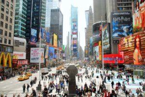 USA: New York – Manhattan Street Life