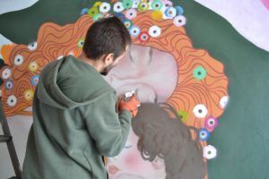 UKRAINE: Sergiy Lysiuk aka ARM – Mural Artist and Contemporary Painter