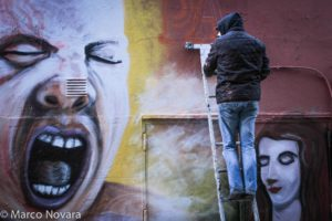 IRELAND: Mighty Murals and Creative Illustrations – KEVIN BOHAN