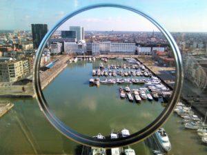 BELGIUM: Antwerp – Waffles, Rampage and Banksy