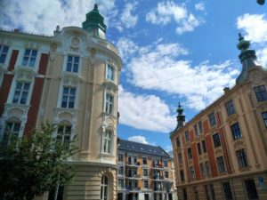 """NORWAY: Streetart Oslo – Frogner District – Vigeland Park and """"The London Police"""""""