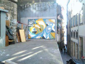 PORTUGAL: Streetart Porto – International Flair and Portuguese Graffiti