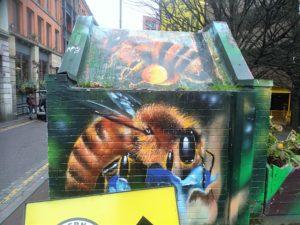BRITAIN: Streetart Manchester – Between Madness and Genius!