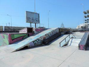 MALTA: Msida Skate Park – Pool and Ramp Area