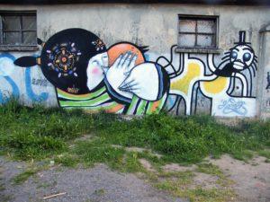 CHILE: Salvador J. Seda – Historian Streetart Hunter and GraffitiPreBicentenario