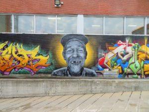 CANADA: Montréal Streetart Hunter and Graffiti Seeker – Patrice Loranger
