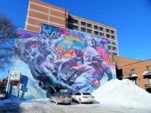 CANADA: Streetart Montréal – Muralfestival – Annual Artist Gallery