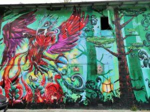 SWEDEN: Streetart Stockholm – Kulturkvarter Snösätra – Graffiti Wall Of Fame – […meanwhile demolished…]